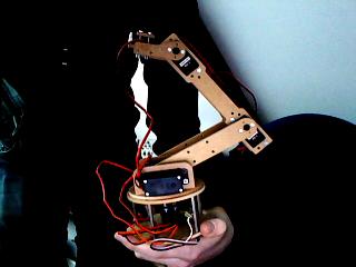 bachelor thesis robotics